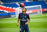 Neymarui leista debiutuoti PSG klube