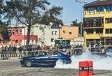 Automobilių slalomas Jurbarke – antrą savaitgalį iš eilės