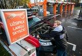 Dakaro ralyje tinka lietuviškas automobilio stiklų ploviklis