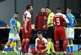 """Medikų išvados: A.Ramsey sezonas ir karjera """"Arsenal"""" – jau baigta"""