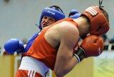 Lietuvos jaunimo bokso čempionate triumfavo Panevėžio kovotojai