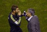 """S.Ramoso ir J.Mourinho konfliktas gali pastūmėti gynėją persikelti į """"Barcelona"""""""