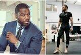 """A.Nurmagomedovo """"nurašytas"""" C.McGregoras reikalauja kovos su """"50 Cent"""": """"Jis mane užblokavo socialiniame tinkle"""""""