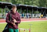 V.Aleknos sūnus užtikrintai pateko į Europos jaunimo čempionato finalą