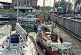 Komandinį darbą stiprina Klaipėdoje organizuojami buriavimo mokymai ir jachtų regata