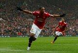 """Manchester United"" A.Martialiui siūlys 45 mln. vertės kontraktą"