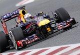 """S.Vettelis: """"Oro sąlygos apsunkino duomenų analizę"""""""