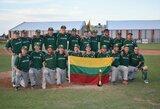 Lietuvos beisbolo rinktinė triumfavo finale ir dar labiau priartėjo prie elitinio Europos čempionato diviziono (papildyta)