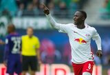 """P.Guardiola bando įtikinti N.Keita likti """"RB Leipzig"""" klube, o kitą vasarą papildyti """"Man City"""" gretas"""