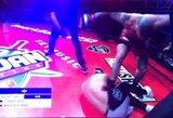 MMA turnyre Serbijoje – nokautas per 18 sekundžių ir vieno storiausių visų laikų kovotojų pergalė