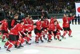 Paskelbtas Lietuvos ledo ritulio rinktinės kandidatų sąrašas pasaulio čempionato kovoms