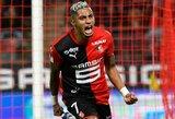 """Karšta kova dėl trečiosios pozicijos Prancūzijoje: """"Rennes"""" išsigelbėjo paskutinę sekundę"""