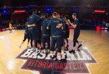 Dar viena Eurolygos komanda oficialiai mažina krepšininkų atlyginimus