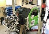 """Prieš Dakarą – V.Žalos """"Toyota Hilux"""" revizija nuo A iki Z"""