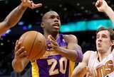 """""""Lakers"""" ir """"Grizzlies"""" komandos ketina apsikeisti gynėjais"""