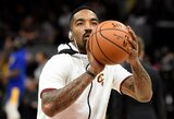 J.R.Smithas bus baudžiamas po kiekvienų rungtynių, jeigu nepatenkins NBA reikalavimo