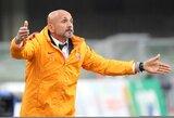 """Oficialu: """"Roma"""" turės naują trenerį"""