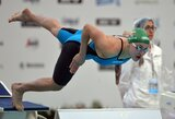 R.Meilutytė, D.Rapšys ir G.Titenis Italijoje sėkmingai pradėjo kovą dėl medalių (atnaujinta)