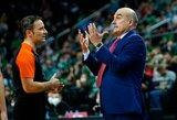 """""""Valencia"""" treneris atsiprašė M.Schillerio dėl pasipiktinimą sukėlusio sprendimo"""