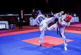 Europos jaunimo tekvondo čempionate – prastas lietuvių pasirodymas