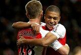 """18-metis prie triuškinamos """"Monaco"""" pergalės prisidėjo dubliu"""