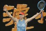 """""""Australian Open"""" turės naują čempionę: M.Šarapova eliminavo praėjusių metų nugalėtoją"""