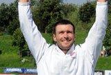 """Kanojininkas T.Gadeikis iškovojo dvi pergales tarptautinėse """"Brača-Sport"""" varžybose (visi prizininkai)"""