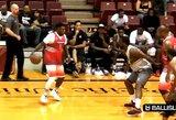 Vasaros lygoje – įspūdingas buvusio NBA mažylio pasirodymas