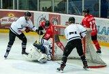 """Nukraujavusi """"Energija"""" antrą kartą šiame sezone pralaimėjo """"Hockey Punks"""" ekipai"""