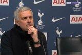 """J.Mourinho: """"Chelsea"""" treniruoti nesunku, aš su ja tris kartus tapau čempionu"""""""