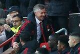 """O.G.Solskjaeras: apie trenerio darbą """"Man United"""" klube, S.A.Fergusoną ir savo futbolo filosofiją"""