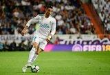 C.Ronaldo paskelbė būsimos dukters vardą