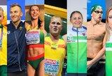 Metai iki Tokijo olimpinių žaidynių: septyni lietuviai įvykdė normatyvus