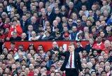 """O.G.Solskjaerą tapus nuolatiniu treneriu pasveikinęs G.Neville'as ragina """"Man United"""" klubą negailėti norvegui skirti pinigų įsigyjant žaidėjus"""