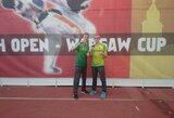 Europos jaunimo tekvondo čempionatas lietuviams prasidėjo nesėkmingai