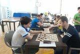 Europos jaunimo šaškių čempionate lietuviai iškovojo net 11 medalių