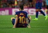 """Buvęs futbolininkas F.Coco: """"L.Messi nežaidimas """"Barcelonai"""" gali būti naudingas"""""""