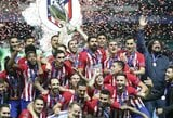 """Europos karaliai: pratęsimo metu """"Real"""" palaužę """"Atletico"""" iškovojo UEFA Supertaurę"""