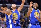 """Warriors"" startavo geriausiai per 55-erius metus"