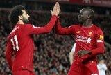 """""""Real"""" nusitaikė į """"Liverpool"""" puolėją"""