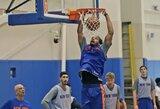 """Su treneriu susistumdęs J.Noah į """"Knicks"""" nesugrįš"""