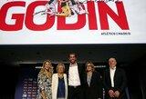 """Oficialu: D.Godinas patvirtino, jog po šio sezono paliks """"Atletico"""""""