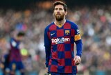 L.Messi užfiksavo ilgiausią įvarčių sausrą per pastaruosius 6 metus