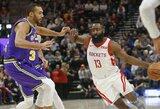 NBA paskelbė geriausiai besiginančius penketukus