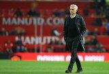 BBC: aiškėja, kas tikrai nepakeis J.Mourinho