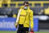 """""""Bundesliga"""" sugrįžimo kaina? Per pirmąjį savaitgalį susižeidė 12 žaidėjų"""