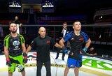 Nemažai svorio numetęs M.Veržbickas Grozne grįžo į MMA narvą ir nusileido vietiniam čečėnui