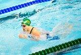 Keturi Lietuvos plaukikai Universiadoje neįveikė atrankos