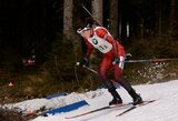 N.Kočergina pateko į Europos biatlono čempionato persekiojimo lenktynes