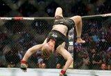V.Ševčenko UFC čempionės titulą apgynė techniniu nokautu trečiame raunde